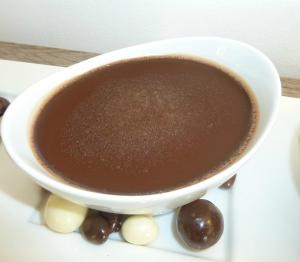 crème au chocolat façon la laitière