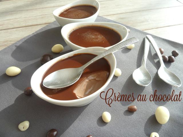 crème chocolat façon la laitière