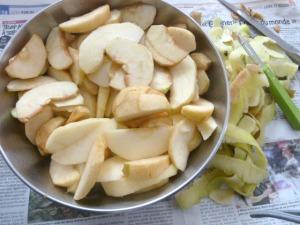 pâté aux pommes (pâté de la batteuse)
