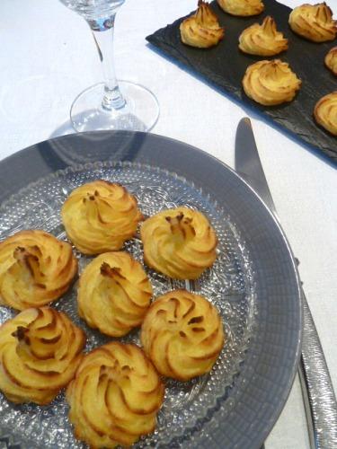 pommes duchesse maison