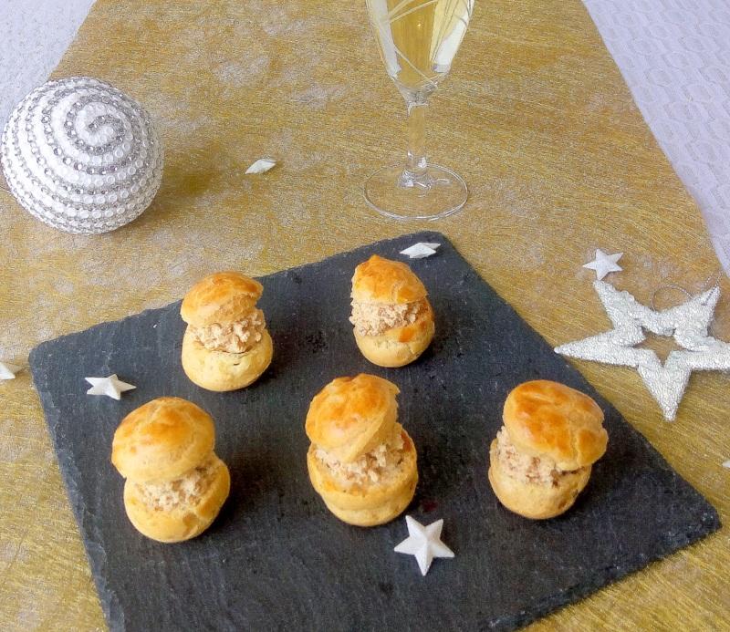 chou au foie gras