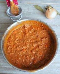 sauce bolognaise pour lasagnes