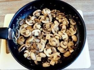 Minicocotte feuilletée poulet champignons